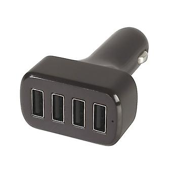 7.2A 4 Port USB Car Charger