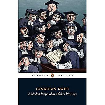 Skromna propozycja i innych pism (Penguin Classics)