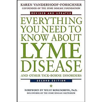 Alles wat die u moet weten over de ziekte van Lyme en andere TickBorne aandoeningen