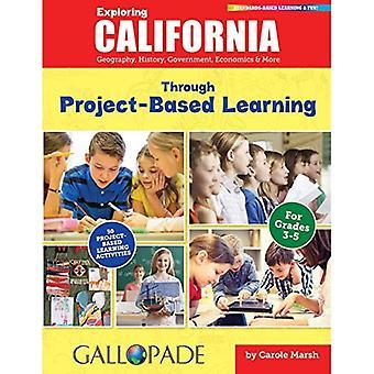 Verkennen van Californië via Project-Based Learning