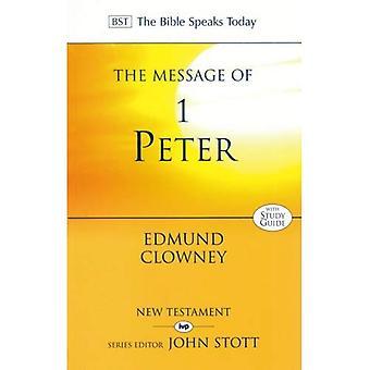 De boodschap van de 1-Peter: de weg van het Kruis (de Bijbel spreekt vandaag)