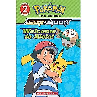 Välkommen till Alola! (Pokemon Alola: nivå 2-läsare) (Pokemon)