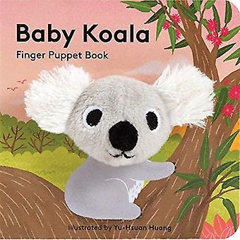 Baby Koala: Finger Puppet Book (Little Finger Puppet Board Books) [Board book]
