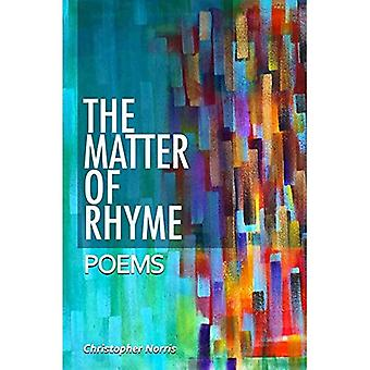 The Matter of Rhyme: Verse-Music and the Ring of Ideas