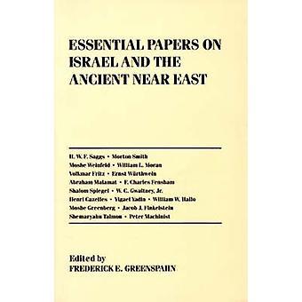 イスラエル共和国および古代近東 Greenspahn ・ フレデリック ・ E によって重要な論文