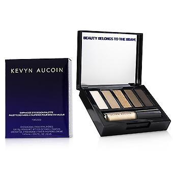 Kevyn Aucoin Emphasize Eye Design Palette - # Unblinking - -