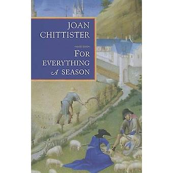 For Everything a Season by Joan Chittister - 9781626980198 Book