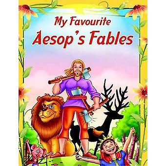 My Favourite Aesop's Fables by Pegasus - 9788131911990 Book