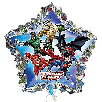 Amscan Supershape Justice League Balloon