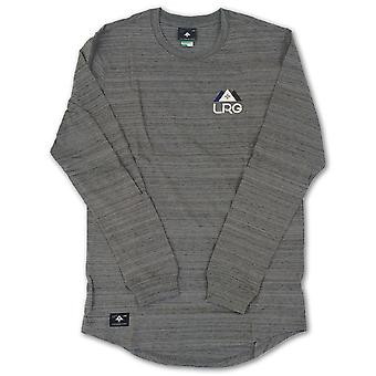 LRG 1947 th Edition LS Knit T-Shirt Charcoal Heather