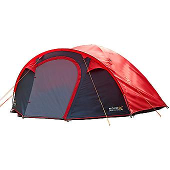 Regatta Kivu 4 Man V2 Waterproof Hydrofort Dome Camping Tent