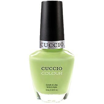 Cuccio in de sleutel van Lime Colour nagellak 13ml