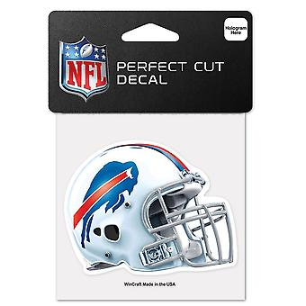 Wincraft Casco Pegatina 10x10cm - NFL Buffalo Bills