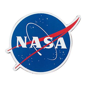 NASA Logo Chunky Block Magnet