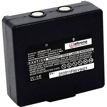 Beltrona RV battery 3.6 V 1500 mAh
