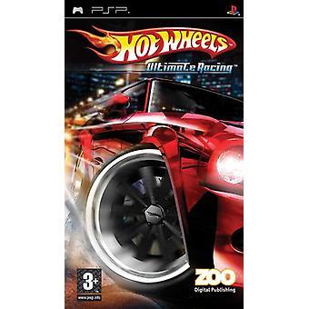 Hot Wheels Ultimate racing (PSP) (EFIS)-ny