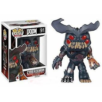 Doom Cyberdemon 6