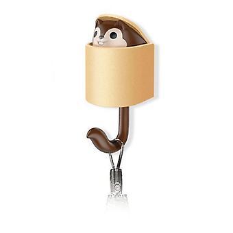Hook, squirrel-brown
