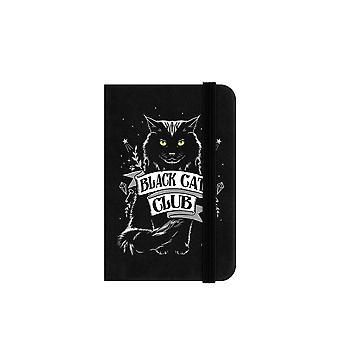 Grindstore Black Cat Club Mini Notebook