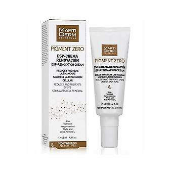 Martiderm Pigment Zero Dsp Cream Renewal 40 Ml Night