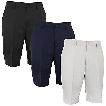 Greg Norman Mens Flat Front Tech Golf Shorts