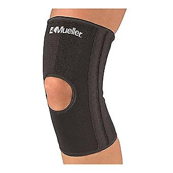 Mueller sport care elastic knee stabilizer, small/medium, 1 ea
