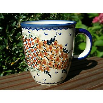 Pot, approx. 300 ml, Ø 9 cm, height 10 cm, signature 102 - BSN 62297