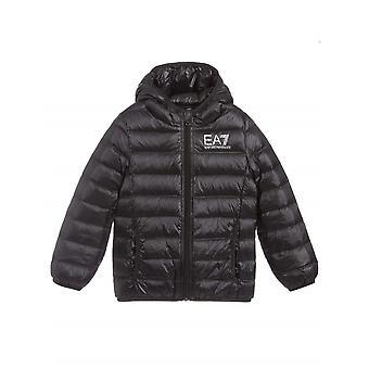 EA7 Junior EA7 Junior Black Jacket