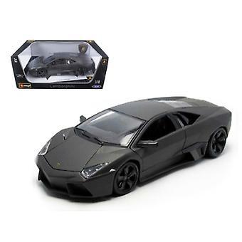 Lamborghini Reventon Matt Grey 1/18 Diecast Model Car par Bburago