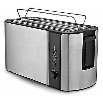 COMELEC TP1727 1400W Silver Toaster