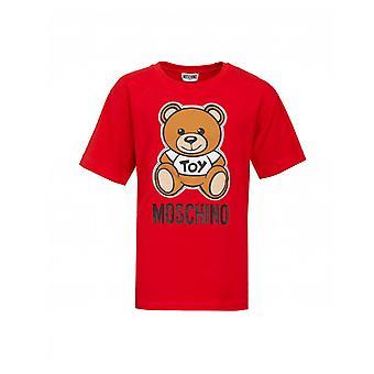 Moschino Toy Logo Maxi T-shirt