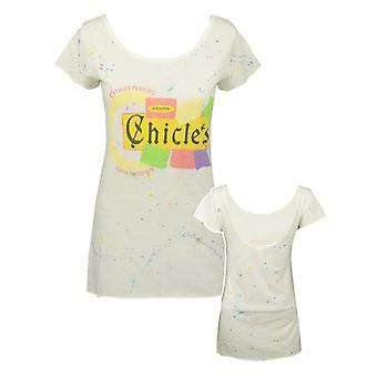 Skräpmat Chiclets Måla Kvinnor & apos, s T-shirt