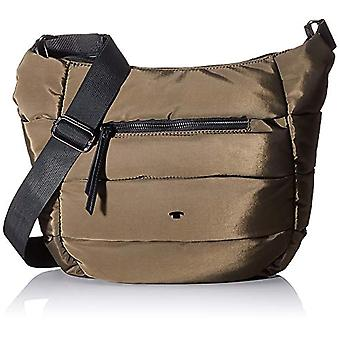 Tom Tailor Acc Amanda - Green Donna (Khaki) shoulder bags 32.5x32x10 cm (W x H L)