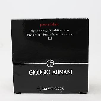 Giorgio Armani Power Fabric Compact Foundation 0.32oz/9g Nouveau avec boîte
