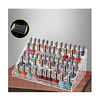 Duidelijk acryl nagellak display stand