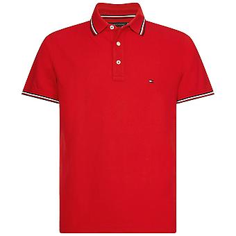 Tommy Hilfiger Slim Fit Tommy tippes Polo Shirt