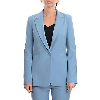 Pinko 1g14yc7873e83 Women's Light Blue Viscose Dress