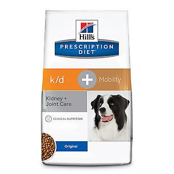 Hill's Prescription Diet k/d+Mobility Canine Original (Dogs , Dog Food , Dry Food)