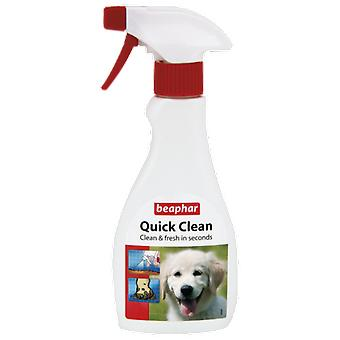 Beaphar Quick Clean Dog 250ml (Dogs , Grooming & Wellbeing , Shampoos)