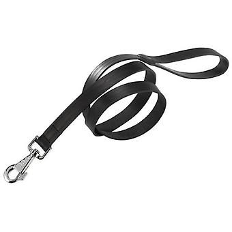 Ferplast Correa Cuero Natural Black (Dogs , Collars, Leads and Harnesses , Leads)