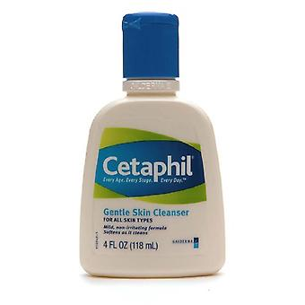 Cetaphil gentle skin cleanser, for all skin types, 4 oz