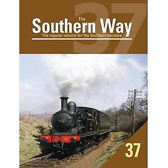 Southern Way 37 by Kevin  Robertson - 9781909328617 Book