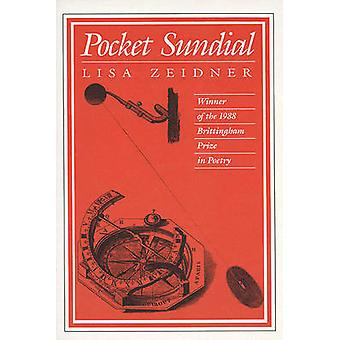 Pocket Sundial by Zeidner & Lisa