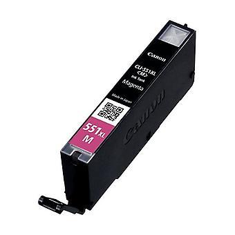 Alkuperäinen muste kasetti Canon CLI-551M XL IP7250/MG5450 Magenta