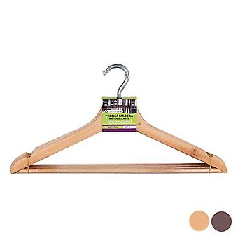 Hangers Confortime (3 pcs)/Dark Brown
