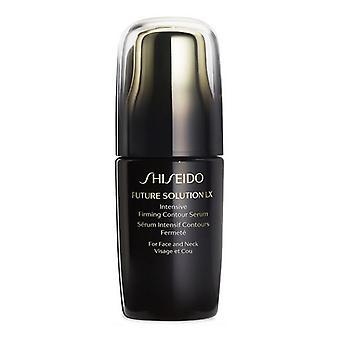 Réaffirmer la solution future de sérum de cou Lx Shiseido (50 ml)