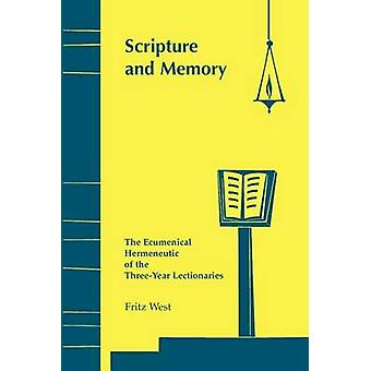 Scripture and Memory by West & Fritz