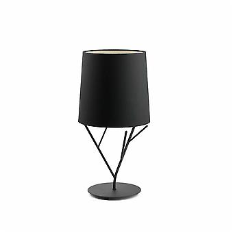 Faro - Tree svart bord lampa FARO29866