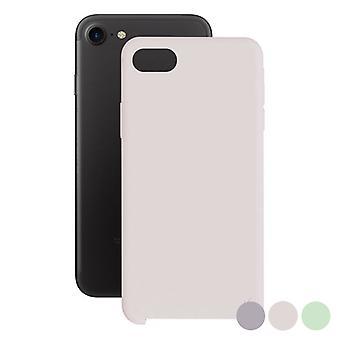 Capa móvel Iphone 7/8 KSIX Soft/Pink