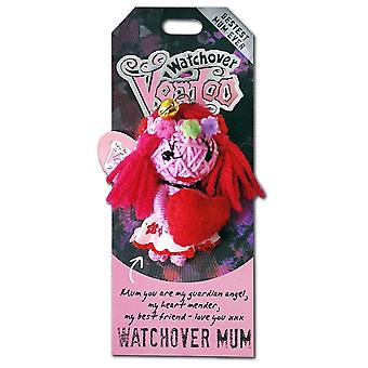 Watchover Voodoo Dolls Watchover Mum Voodoo Keyring